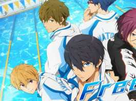 Free! - Iwatobi Swim Club Gets Third Season For Summer 2018