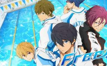 Free! - Iwatobi Swim Club Gets Third Season For Summer 2018