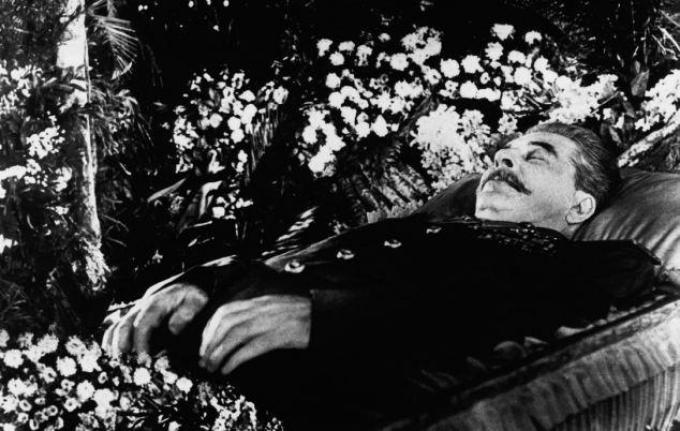 Funeral de Stalin (DP)