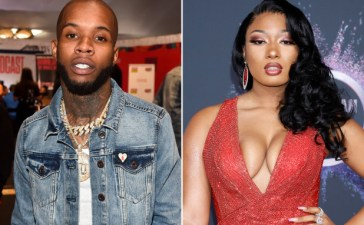 Tory Lanez has been charged for shooting rapper Megan Thee Stallion in the foot.