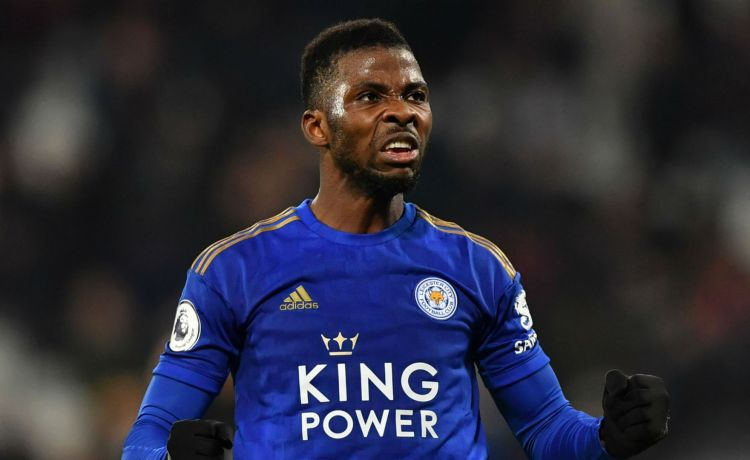 Victor Osimhen cries As Kelechi Iheanacho Makes history in Europa League.