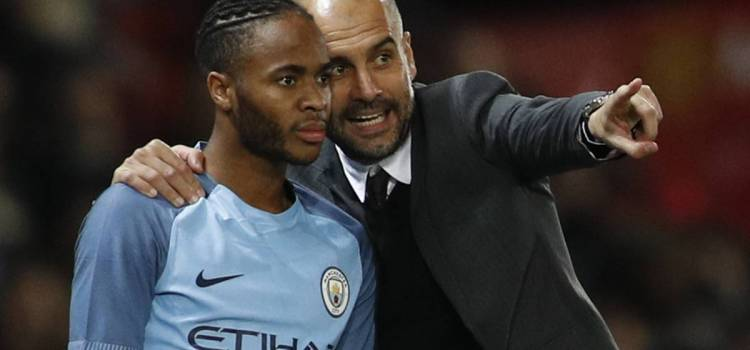 Raheem Sterling beats Lionel Messi to become coach Pep Guardiola most used player of all time
