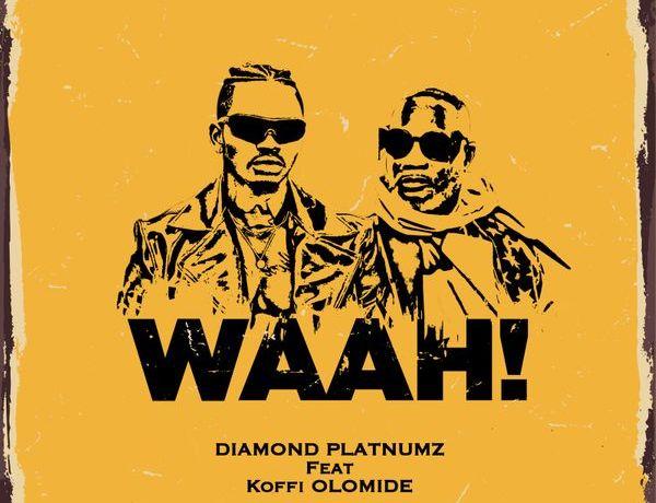 Diamond Platnumz – Waah! ft. Koffi Olomide, JotNaija
