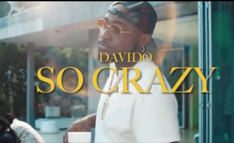 Davido So Crazy, JotNaija