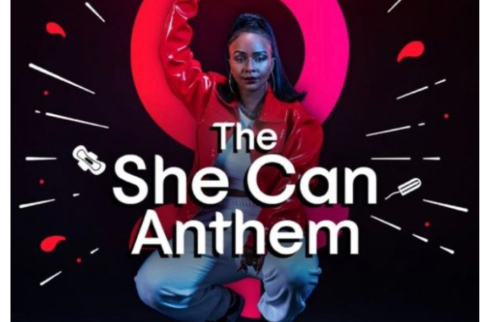 Boity-the she can Anthem, JotNaija