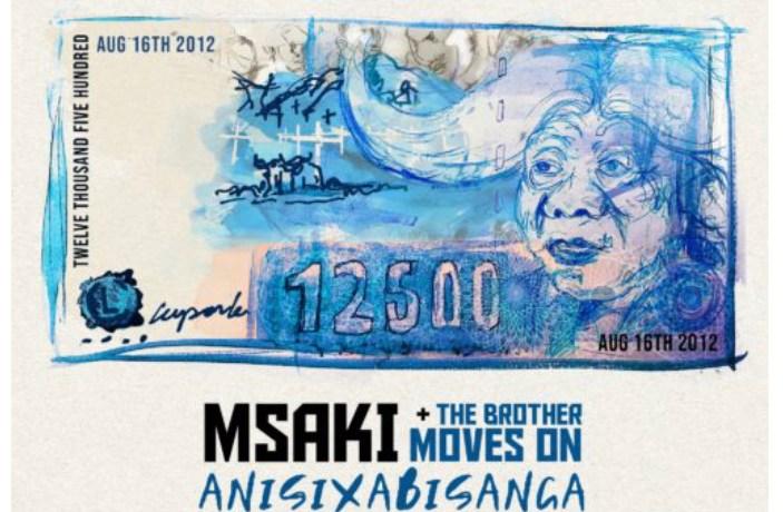 Msaki – Anisixabisanga, JotNaija