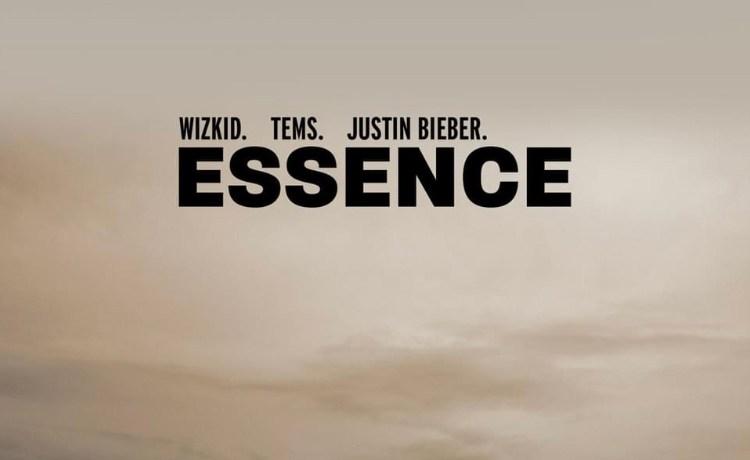 Wizkid - Essence Remix Ft. Justin Bieber & Tems, JotNaija