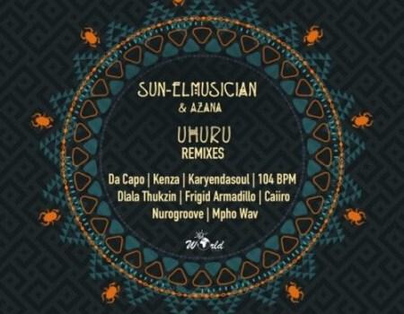 SUN-EL MUSICIAN & AZANA – UHURU (MPHO WAV REMIX)