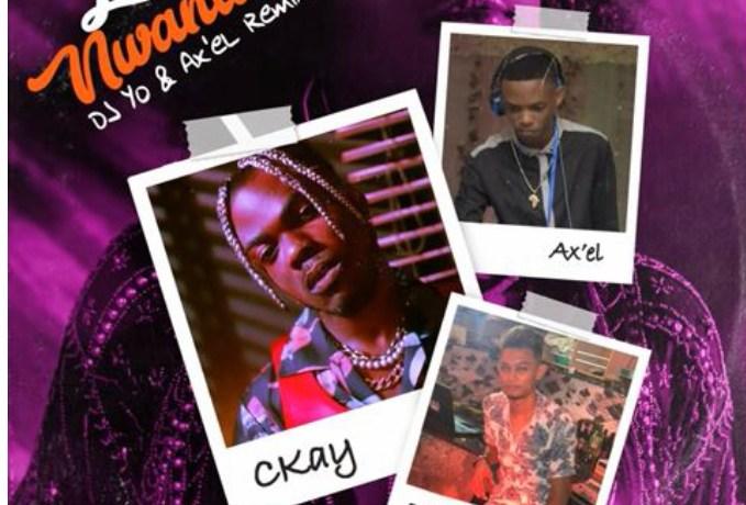 Ckay – Love Nwantiti (Remix) ft. DJ Yo! & AX'EL, JotNaija