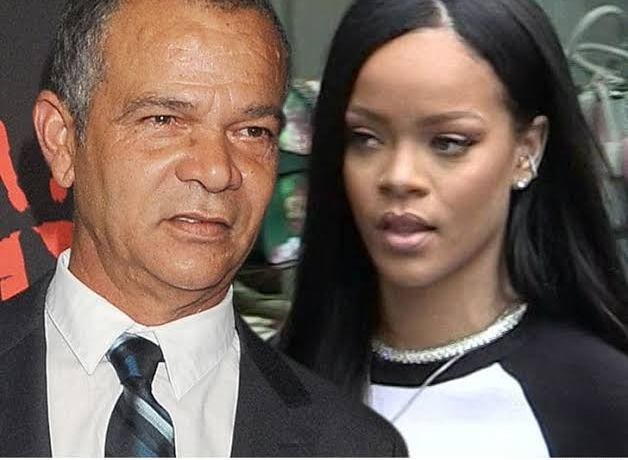 Rihanna finally drop all charges against her father., JotNaija