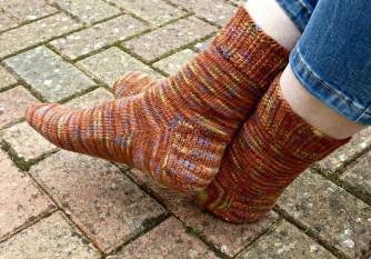 Jo Torr vanilla socks free