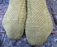 Jo Torr Mama Westray socks