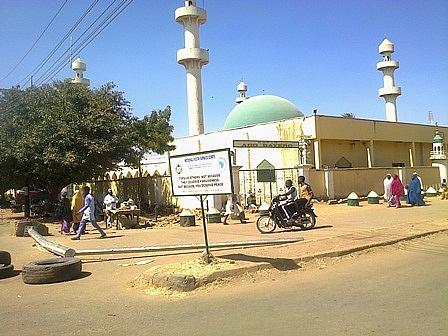 Masalachin Jumaa near Terminus Market, Jos