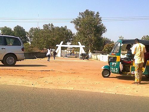 Unijos Village Hostel Gate