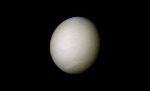 Venus Planet - the second planet in order from the sun