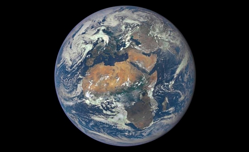 The Earth Planet Picture