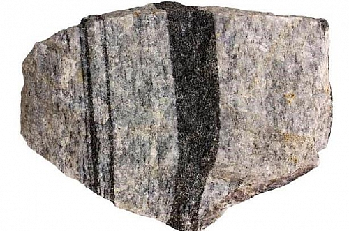 Gneiss is an example of foliated metamorphic rock