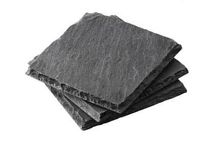 Slate is a foliated metamorphic rock