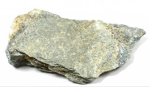 Phylite, a foliated metamorphic rock