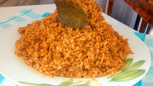 Best way to make jollof rice without parboiling the rice