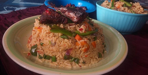 Photo of Coconut Rice Recipe: How to Cook Sweet Healthy Coconut Milk Rice