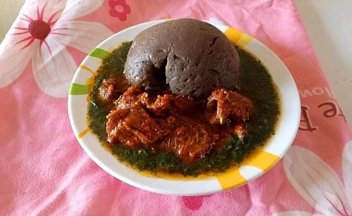 Photo of Ewedu Soup: How to Make Ewedu Soup Without Potash (Jute Soup Recipe)