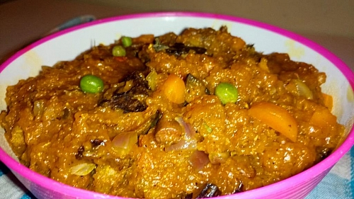 Photo of Amora Recipe: How to Prepare Amora a Typical Tarok Food (Amwuam)