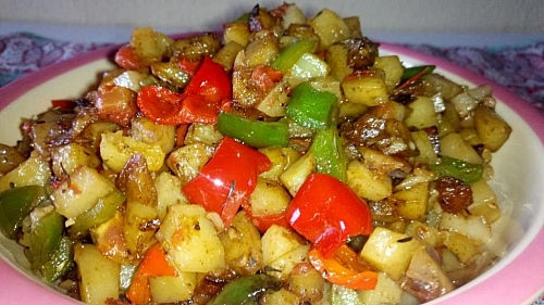 Photo of Stir Fry Potatoes Recipe: How to Make Stir Fry Potatoes and Vegetables