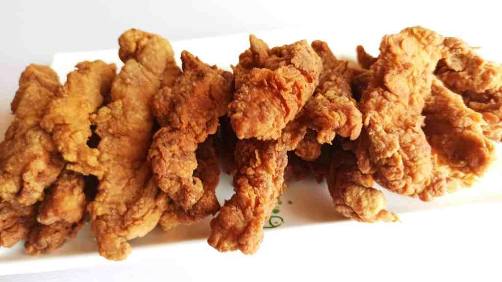 Chicken Tenders Recipe ( Chicken Fingers, Chicken Strips, Chicken Fillets)