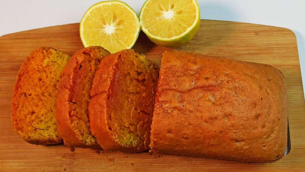Easy Homemade Orange Cake