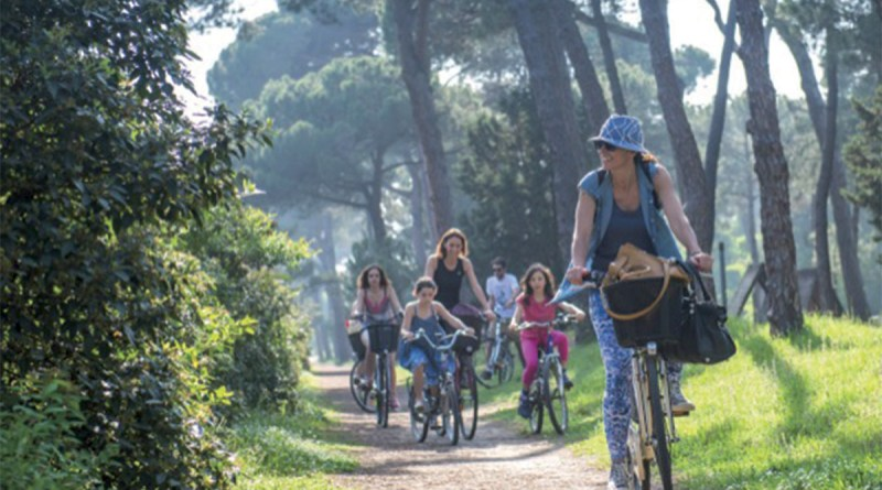 Puglia nel network europeo Ecf cities and regions for cyclist