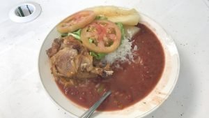 Local Cuban Food, That is Good Not Bad