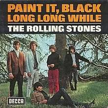 album paint it black des rolling stones