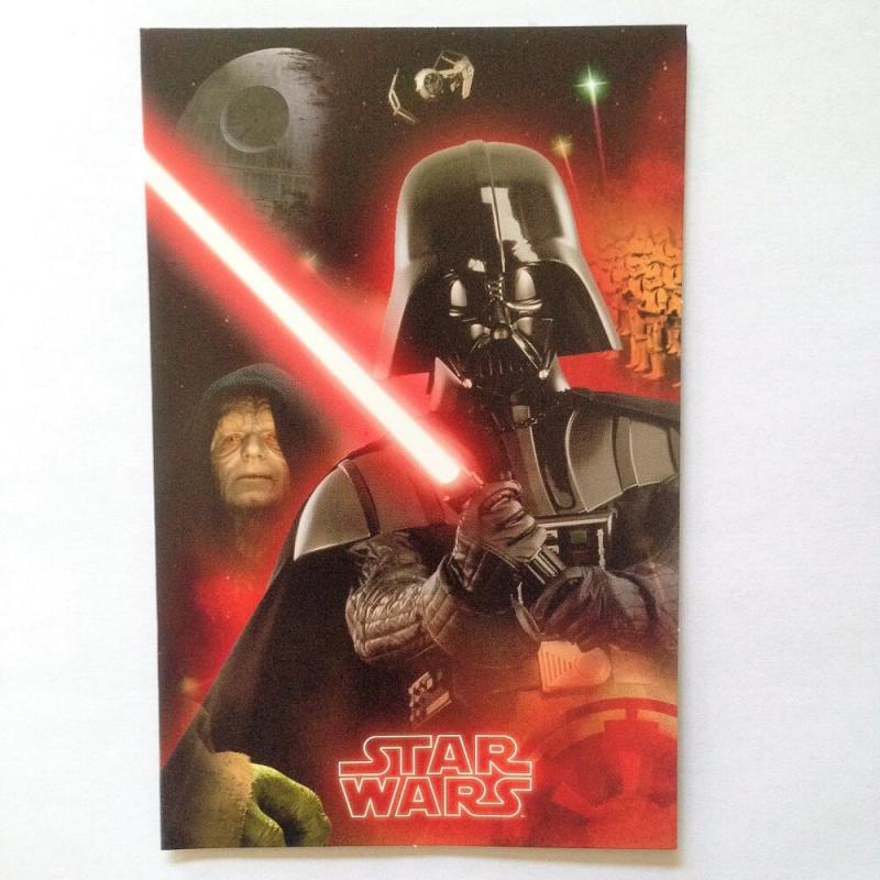 cartes d nvitation anniversaire star wars et les enveloppes