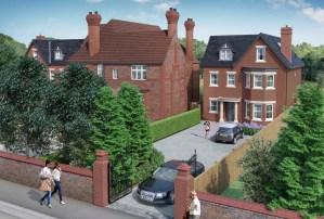 North Lynwood, Mersey Road, Heaton Mersey