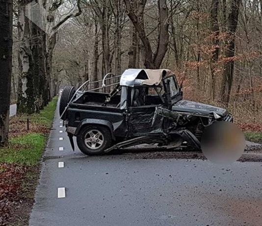 Getuigen gezocht van bijzonder ongeval