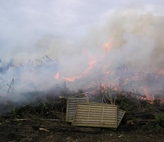 Paasvuren gaan ondanks droogtewaarschuwing toch door