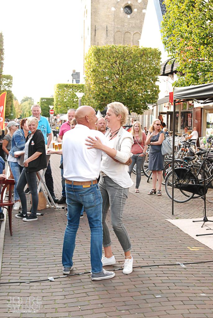 Joure Swingt, 25 augustus 2017 - Fotografie: Willem van der Werf