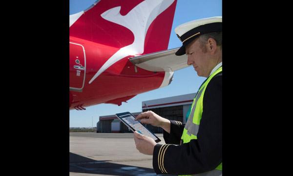 GE Aviation and Qantas d