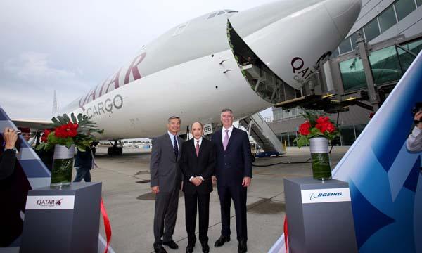 Double Boeing order for Qatar Airways