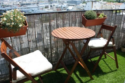deco balcon exterieur. Black Bedroom Furniture Sets. Home Design Ideas