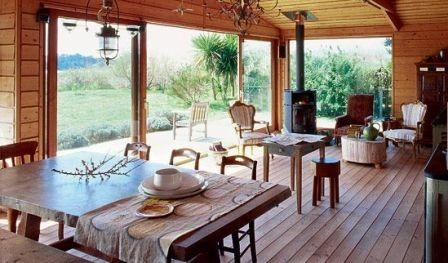 D co naturelle pour une maison naturelle journal d co for Journal decoration maison