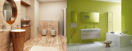 bien choisir la peinture de sa salle de bain journal d co. Black Bedroom Furniture Sets. Home Design Ideas