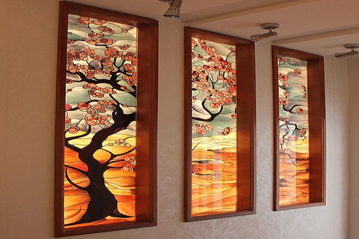 tableaux vitraux