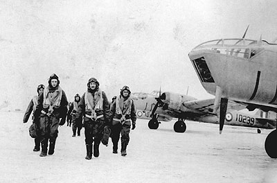 Aircrew, Mount Pleasant, Prince Edward Island
