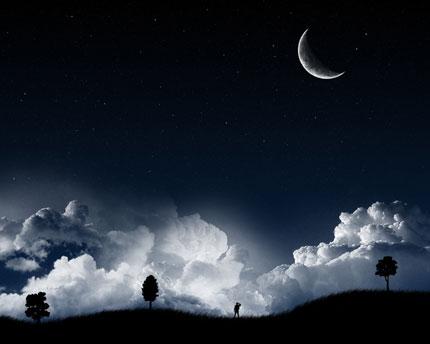 a_dark_starry_night_wallpap