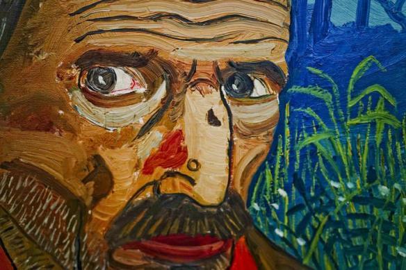 Mostre: Ligabue a Napoli, 80 opere a Machio Angioino
