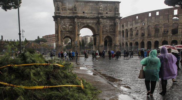 Maltempo Roma archeologia.jpg