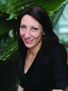 Stéphanie Pecault, responsable Etudes de Logic-Immo