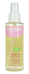 mustela anti-vergetures huile